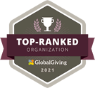 Top-Ranked Organization GlobalGiving 2021
